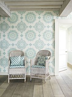 shabby chic wallpaper - Google Search