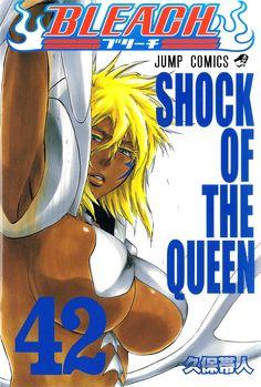 Bleach Manga Vol. 42 - Shock of the Queen Manga Bleach, Bleach Art, Manga Covers, Comic Covers, Otaku Anime, Manga Anime, Kubo Tite, Cool Anime Pictures, Batman Poster
