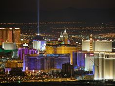 LAS VEGAS PICTURES | Las-Vegas-Aerial-View-at-Night5