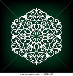 Nice shape for a stencil idea