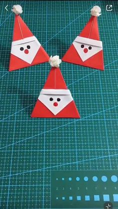 Christmas Art Projects, Christmas Paper Crafts, Diy Christmas Gifts, Holiday Crafts, Bird Paper Craft, Paper Crafts Origami, Easy Christmas Decorations, Animal Crafts For Kids, Creative Crafts