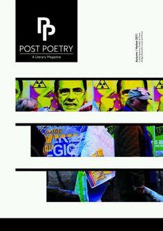 PPM #2 Post Poetry, Poetry Magazine, Reading, Books, Cards, Livros, Book, Reading Books, Livres