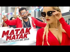 Matak Matak Lyrics - Geeta Zaildar Ft Dr. Zeus - Lyrics | Hindi Songs | New Songs | Old Songs