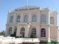 Matilda Hospital, MY BIRTHPLACE!!!!!!!!!