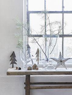 Prostota duńskiego domu w Święta