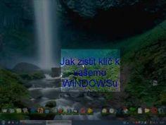 jak zjistit klíč k Windows Pc Mouse, Windows 10, Ds, Techno, Northern Lights, Website, Nature, Travel, Naturaleza