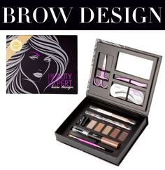 Check out this Sigma blog post to learn everything you want to know about the Beauty Expert – Brow Design Kit!
