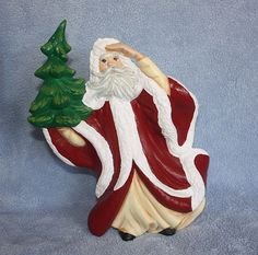 He's coming soon!  SANTAS by Suzy Decker on Etsy