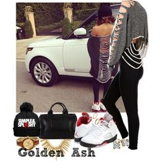 """Simple & SplXshy"" by fashionsetstyler on Polyvore"