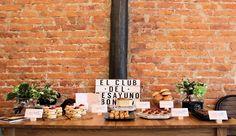 El club del desayuno bonito en Bilbao