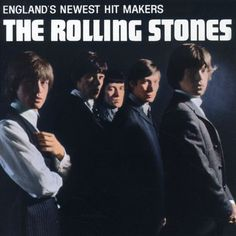 """England's Newest Hit Makers"" (1964, London) by The Rolling Stones.  Their first US LP.  Contains ""Not Fade Away"" and ""Tell Me."""