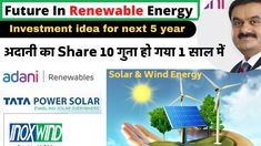 Future of Renewable Energy   Fastest growing industry for next 5 year   ... Solar Energy, Solar Power, Future Of Renewable Energy, Return On Equity, Volatility Index, Fastest Growing Industries, Profit And Loss Statement, Fundamental Analysis, Intraday Trading
