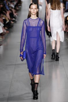 See the DKNY spring/summer 2016 collection. Click through for full gallery at vogue.co.uk