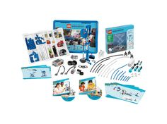 Homeschool Simple & Powered Machines Pneumatics Combo Pack