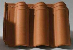 Italiana de argila vermelha (25 x 45,4 cm), da Cerâmica Laranjal. Requer 13,...