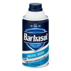 Barbasol Close Shave. Its special formula and quality ingredients make Barbasol America's premium shaving cream. Its rich, thick lather moisturizes and lubricates even the toughest beard for a comfortable, close shave. | eBay!