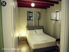 City Circus - Athens, Greece Retro Furniture, Neoclassical, Wooden Flooring, Hostel, Athens Greece, Room, Home Decor, City, Summer