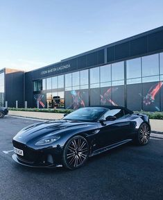 """A basic meaning of a sports automobile is """"a little low vehicle with a high-powered engine, and generally seats two individuals"""". New Sports Cars, Sport Cars, Aston Martin Cars, Expensive Cars, Modified Cars, Maserati, Exotic Cars, Motor Car, Luxury Cars"""