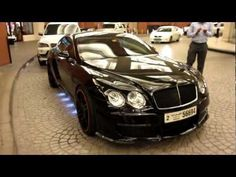 LE Mansory GT - Bentley Continetal GT - YouTube