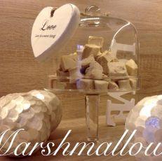 Domácí kávové marshmallows