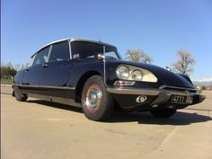 Classic Revealed: Is the 1969 Citroen DS 21 the most beautiful car of al...