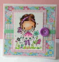 Handmade by Little Megs Cards