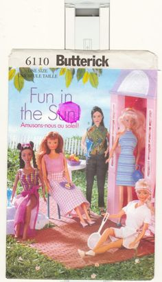 Free Copy of Pattern - Butterick  6110