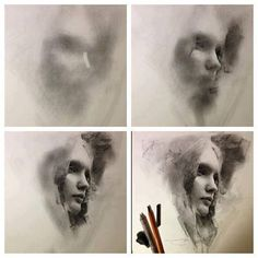 casey baugh charcoal
