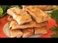 Сырная закуска за 5 минут, улетает за секунды! - YouTube