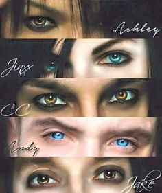 Black Veil Brides- I'm so mesmerizing by their eyes I would probably do anything they said cuz I mean look at those beautiful eyes
