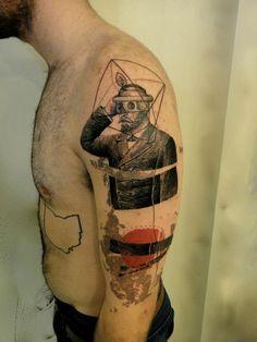 Tattoo-Artworks by Xoïl aka Loïc (13)
