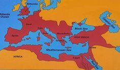 Muito se fala do Grande Império Romano, mas na verdade foi o décimo-nono maior império da história, cobrindo uma área de 40 milhões de quilômetros quadrados - um tamanho até que considerável.