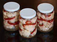 Pickles, Mason Jars, Canning, Red Peppers, Home Canning, Pickle, Canning Jars, Pickling, Conservation