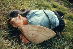 corpse of vietnamese civilian killed by american soldiers during picture