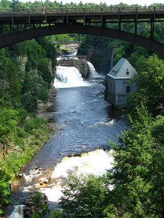 Ausable Chasm, Upstate NY