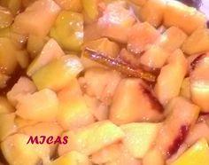 horta e cozinha: Marmelos no forno