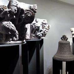 Tesoros románicos del Palacio Arzobispal, hoy Museo Diocesano #zaragoza