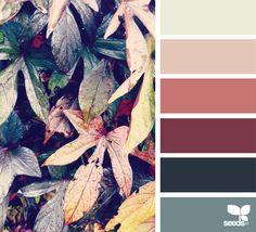 {color leaves} image via: @clangart