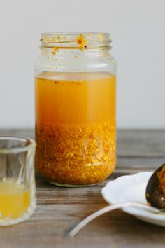 my darling lemon thyme: Turmeric fire cider (aka Master tonic)