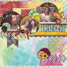 Friendship - Make It Count - Scrapbook.com