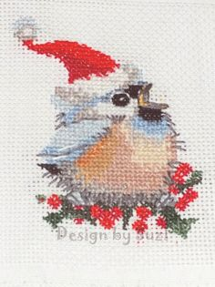 Thrilling Designing Your Own Cross Stitch Embroidery Patterns Ideas. Exhilarating Designing Your Own Cross Stitch Embroidery Patterns Ideas. Cross Stitch Bird, Cute Cross Stitch, Cross Stitch Animals, Cross Stitch Charts, Cross Stitch Designs, Cross Stitching, Cross Stitch Embroidery, Embroidery Patterns, Cross Stitch Patterns
