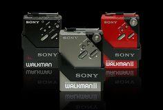 Sony WM-2 Walkman II (1981)