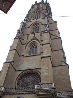 Fribourg 01 San Francisco Ferry, Notre Dame, Building, Travel, Switzerland, Viajes, Buildings, Destinations, Traveling