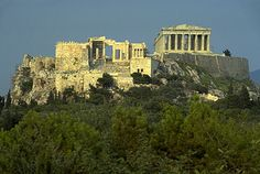 Athens, Greece. Greece - precursor to Rome. Athens - the greatest of Greece. Of course, I'll also have to stop by Crete, Sparta, Thebes, Corinth, and Delphi!