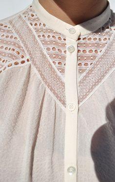 anaïse / vanessa bruno abby blouse