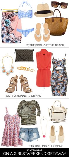 8ad0519ae723 22 Best Beach weekend packing images