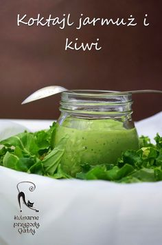 Smoothie Drinks, Smoothies, Kiwi, Pickles, Cucumber, Food And Drink, Health, Desserts, Kitchen