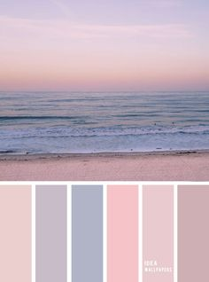 Mauve sky inspired color palette { Pastel color scheme } evening sky color palet… The Effective Pictures We Offer You About my ideas quotes A … Bedroom Colour Palette, Colour Pallette, Bedroom Color Schemes, Bedroom Colors, Colour Schemes, Sunset Color Palette, Bathroom Color Palettes, Beach Color Palettes, Vintage Color Schemes