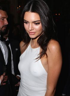 New York Fashion Week! Kendall Jenner attends the 2015 Harper's BAZAAR ICONS Event September 16, 2015 in NYC.