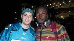 Jacksonville Jaguars FB #33 Greg Jones (November 2012 at Everbank Field in Jacksonville, FL)